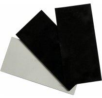 Skla 108 x 50 mms ochranným filtrem Güde, 3-dílná sada