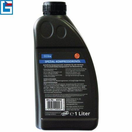 Kompresorový olej 1 l Güde