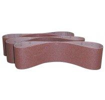 Brusný pás (3 ks) ke kombinované stolní brusce GDS 150 K Güde