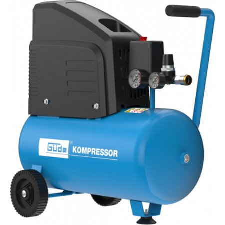 Kompresor Güde 220/8/24, 13dílná sada