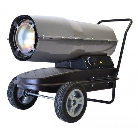 Horkovzdušná naftová turbína Güde GD 30 TI