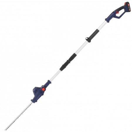 Akumulátorové teleskopické nůžky na živé ploty Güde HST 18-0