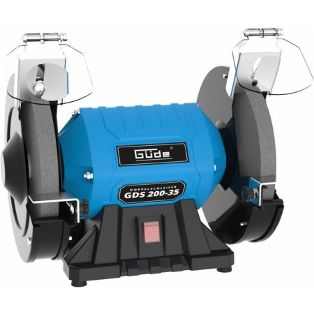 Bruska stolní dvoukotoučová Güde GDS 200-35