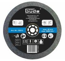 Brusný kotouč Güde 200 mm/K80