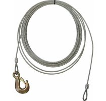 Ocelové lano 20 m Güde