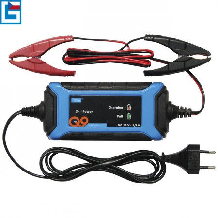Automatická nabíječka baterií Güde GAB 1,5 A