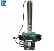 Ponorné čerpadlo Güd GTT 900 pro hlubinné studny
